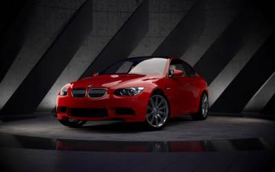 BMW M3 by montaser