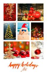 Happy Holiday by toze13