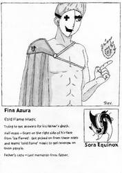 Fina Azura by LTrevill