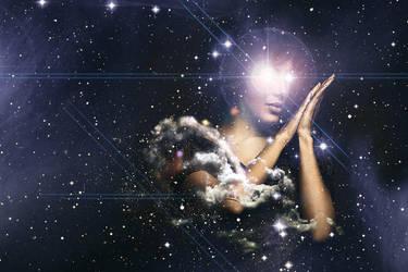 Space Lady by GeekZanac