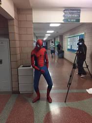 Spider-man by AbelToledo