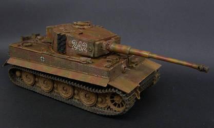 Pz.Kpfw.VI Ausf. E Tiger by Arnisan