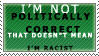 Politically Correct Stamp by AGoddessFinch