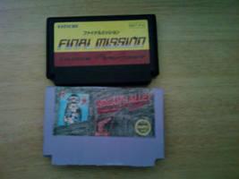 Homemade Famicom cart by D-Rock92