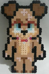 Tails of Babylon Peanut Perler by D-Rock92