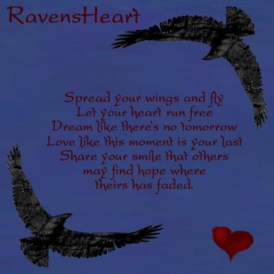 RavensHeart's Profile Picture