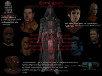 Darth Revan, Shades of Grey 2 by RavensHeart