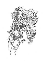 Poison Ivy by Sjostrand
