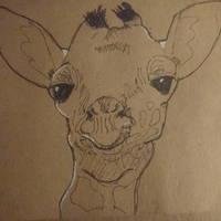 Giraffe by fserb
