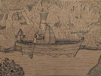Boat by fserb