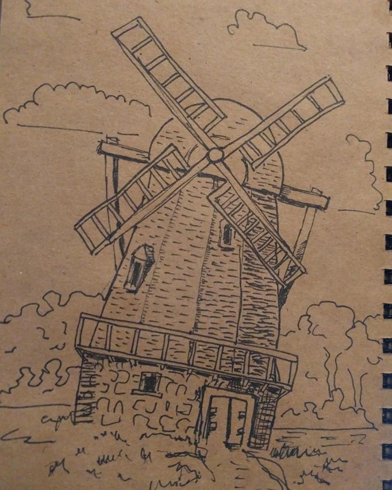 Windmill by fserb