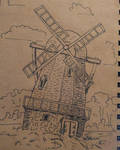 Windmill by fserb