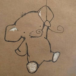 Elephant by fserb