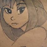 Girl by fserb