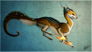 animalartist16 kiriban by Sythgara