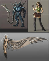 abandoned concepts by Sythgara