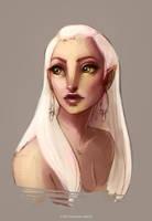 Elf by Sythgara