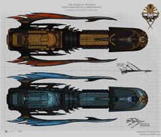 The Spear of Destiny for elhmk1 by MeMyMine
