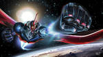 Mazinger Z by MarioPons