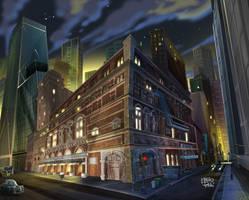 Top-Cat Carnegie Exterior by MarioPons