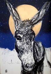 Clair de lune by Aurelie-Cholley