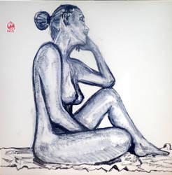 Human#2 by Aurelie-Cholley
