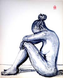 Human#1 by Aurelie-Cholley