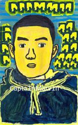 Paint Portrait by Capta1nMarv1n