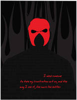 The Crimson Mask by LinsWard