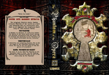Phantom of the Opera Cover Final by LinsWard