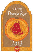 The Great Pumpkin Run 2013 by LinsWard