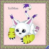 .: Teilmon love :. by Jedii