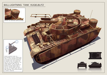 Kugel Blitz by CoolRoc