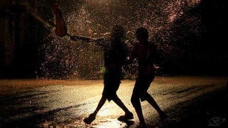 ..joy of hitting by Bhargava7