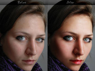 Photo Retouching Practice by mult1
