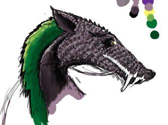 Dragoon by mult1