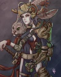 Bunny Girl by Kaito-ken