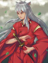Inuyasha by Kaito-ken