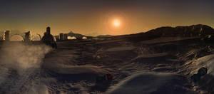 Terraforming Mars by edlo