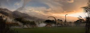Cretaceous by edlo