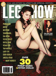 LEG SHOW cover by porsylin