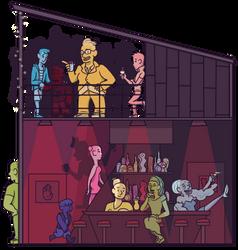 Wrong Hand Bar by StarSeedDreamer