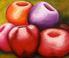 Appereances III Apples by fieryfae