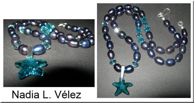 Blue Pearls by fieryfae