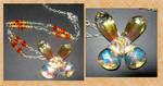 Fiery Butterfly by fieryfae