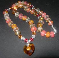 Golden Heart by fieryfae