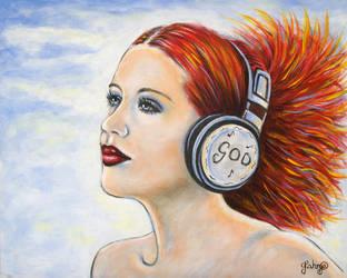 Listening To God by Tahnja