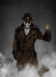 Rorschach by night--wind