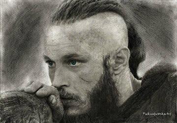 Ragnar Lodbrok by Pick45Art