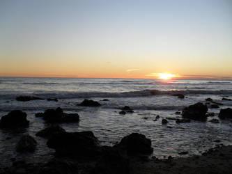 La Barrosa Beach by YukiBaker